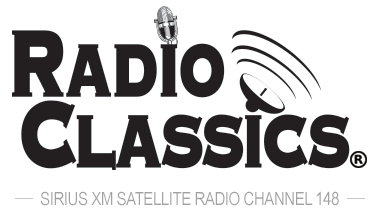 RadioClassics Sirius XM Channel 148 Weekly Schedule | Radio