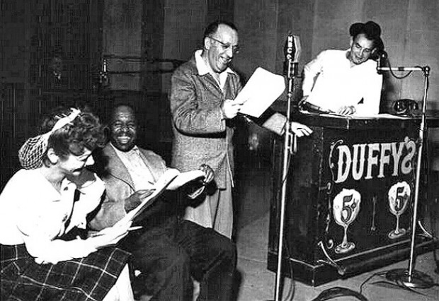 Duffys Tavern, Green, Eddie